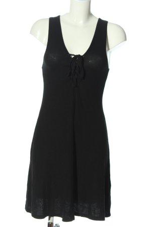 GinaTricot Minikleid schwarz Casual-Look