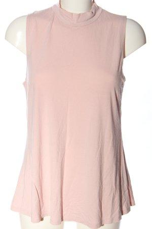 GinaTricot T-shirts en mailles tricotées rose style décontracté