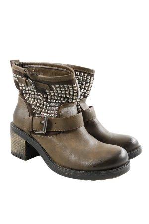 "Gioia Ankle Boots ""W-xwbbls"" braun"