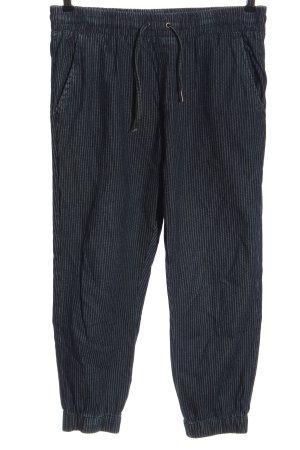 Giordano Jeans Workowate jeansy niebieski Wzór w paski W stylu casual