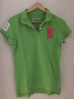 Giordano Polo Shirt grün