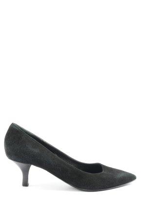 GIORGIA B. Loafers zwart casual uitstraling