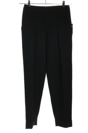 Giorgio  Armani Anzughose schwarz Elegant
