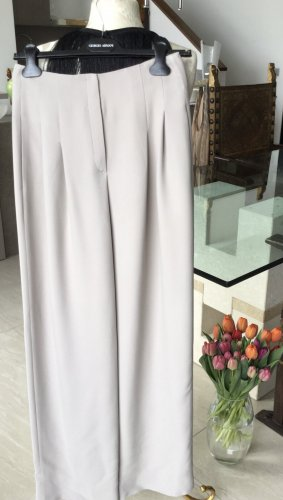 Giorgio  Armani Marlene Trousers beige-grey brown