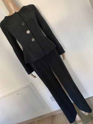 Giorgio  Armani Trouser Suit multicolored polyester