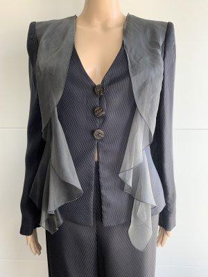 Giorgio  Armani Trouser Suit multicolored viscose