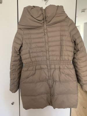 Armani Junior Winter Jacket beige-camel