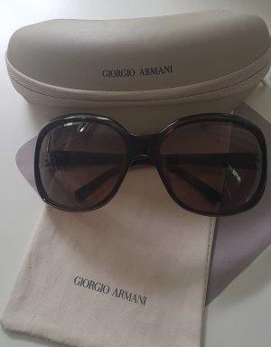 Giorgio  Armani Oval Sunglasses multicolored