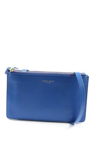 Giorgio  Armani Borsetta mini blu stile casual