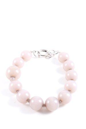Giorgio  Armani Pearl Necklace pink casual look