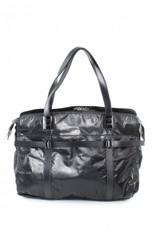 Giorgio  Armani Shopper schwarz Casual-Look