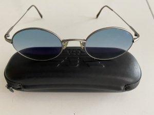 Giorgio  Armani Gafas azul celeste-color plata