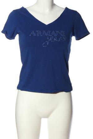 Giorgio  Armani V-Ausschnitt-Shirt