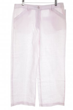 Giorgio  Armani Linen Pants pink casual look