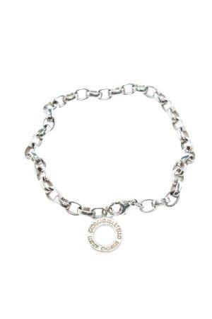Giorgio Martello Zilveren armband zilver casual uitstraling