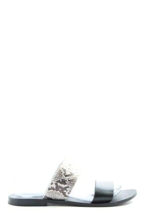 Gios Eppo Comfortabele sandalen dierenprint casual uitstraling