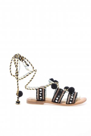 Gios Eppo Roman Sandals multicolored casual look