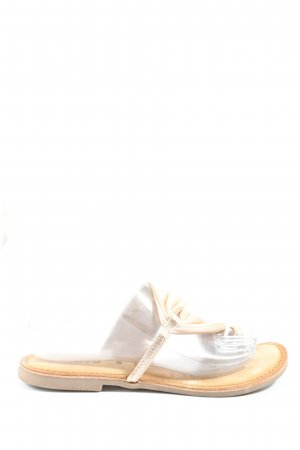 Gioseppo Dianette Sandals gold-colored extravagant style