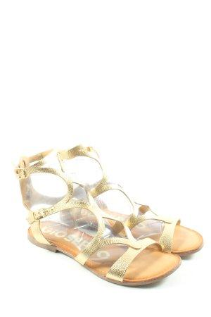 Gioseppo Komfort-Sandalen creme Casual-Look