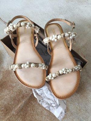 Gioseppo neue Leder Sandale, Gr.40.