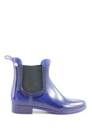 Gioseppo Schlüpf-Stiefeletten dunkelblau
