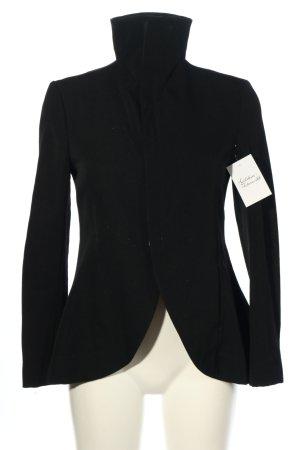 Gipsy Blazer corto negro look casual