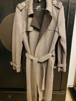 Gipsy Gewatteerde jas lichtgrijs