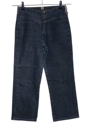 Girbaud 3/4 Jeans blau Casual-Look
