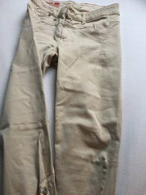 GIRBAUD Jeans Größe 28 Beige