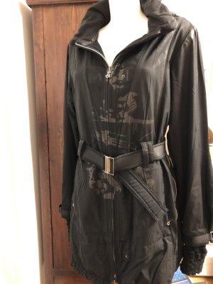 Girbaud Hooded Coat multicolored
