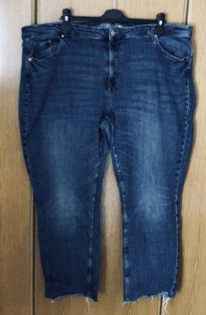H&M DENIM Jeans boyfriend blu