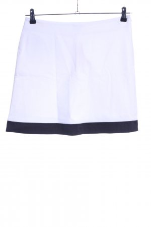 Girls Golf Minirock weiß-schwarz Casual-Look
