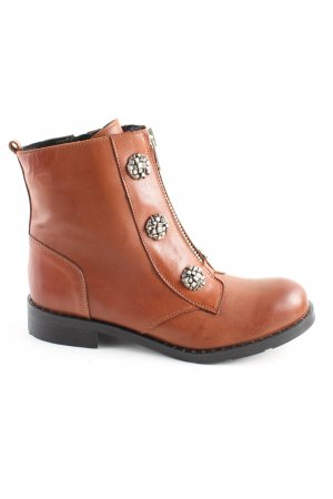 Girotti Ankle Boots braun Casual-Look