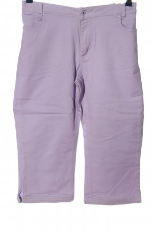 gisele 3/4-jeans lila casual uitstraling