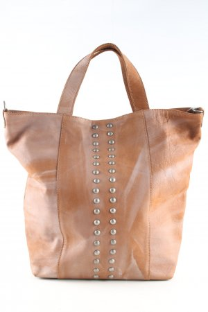 Giudit Shopper bronze-colored casual look