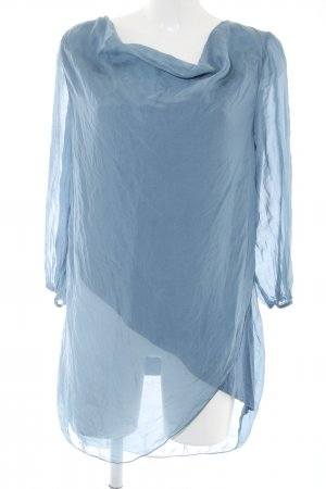 Giulia Blusenkleid blau Casual-Look