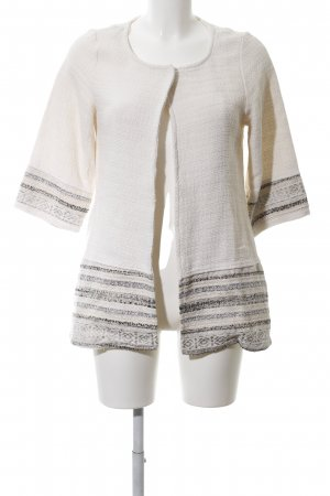Giulia Cardigan grafisches Muster Casual-Look