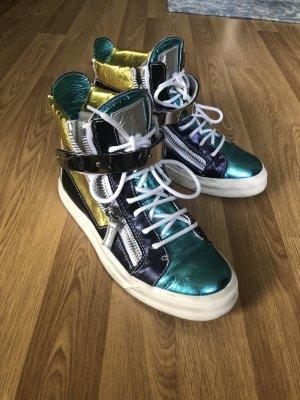 Giuseppe Zanotti Hightop Sneaker 37