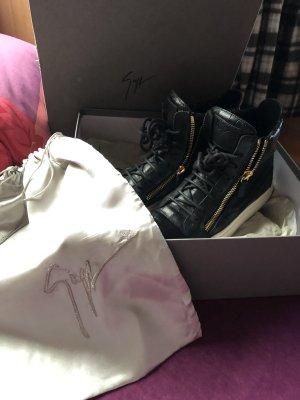 Giuseppe Zanotti Hohe Sneaker