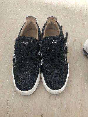 Giuseppe Zanotti Sneaker stringata nero