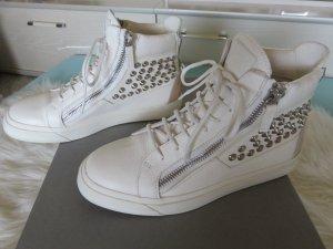 Giuseppe Zanotti Sneaker high wie neu / NP 695 EUR !LETZTE REDUZIERUNG !!