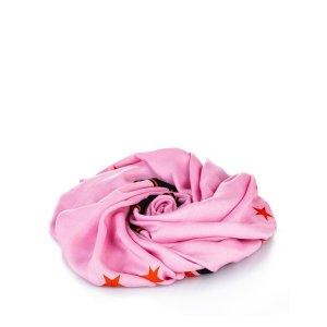 Givenchy Bufanda rosa Lana