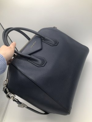 Givenchy antigona dunkelblau Medium