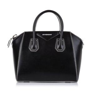 Givenchy Satchel black leather