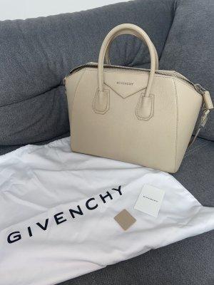 Givenchy Antigona Medium Handtasche Satchel Tasche Beige