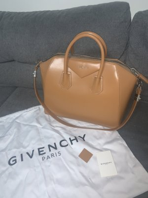 Givenchy Antigona Medium Tasche Cognac Braun NEU