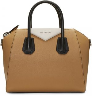 Givenchy Tote lichtbruin Leer