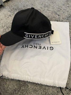 Givenchy Baseball Cap black-white