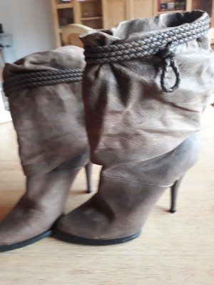 Givenchy Boots brown leather