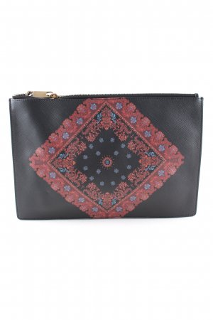 Givenchy Clutch grafisches Muster Casual-Look